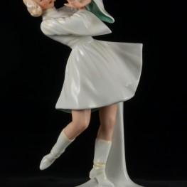 """""""Венгерский танец"""", Schaubach Kunst, Германия, 1926-53 гг"""